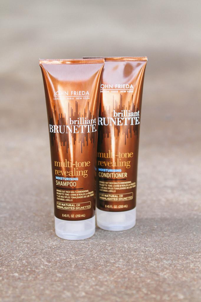 Hair Care for Brunettes | BondGirlGlam.com