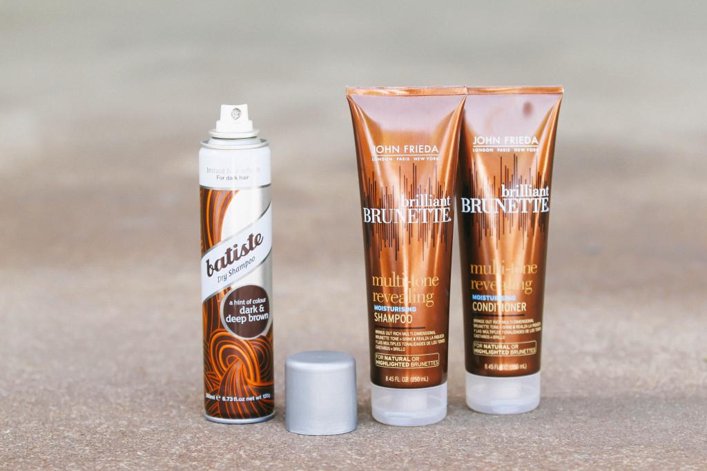 #Coiffure // Hair Care for Brunettes | BondGirlGlam.com