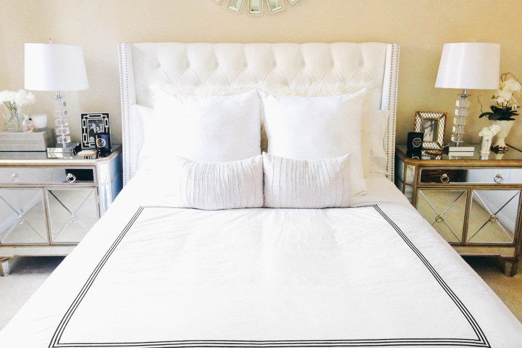 Style At Home Pottery Barn Vs Amazon Duvet Cover