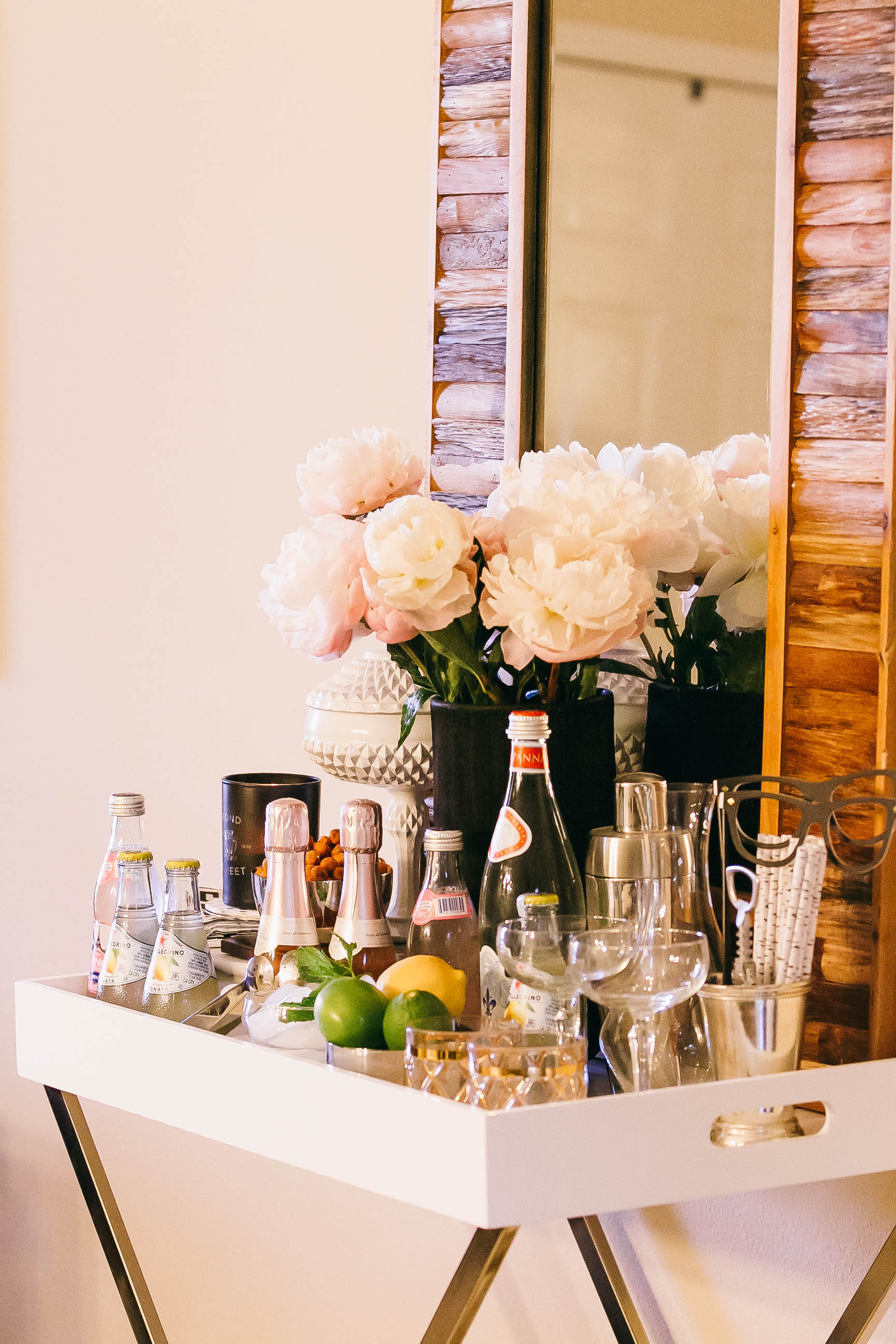 Style At Home The Bar Cart