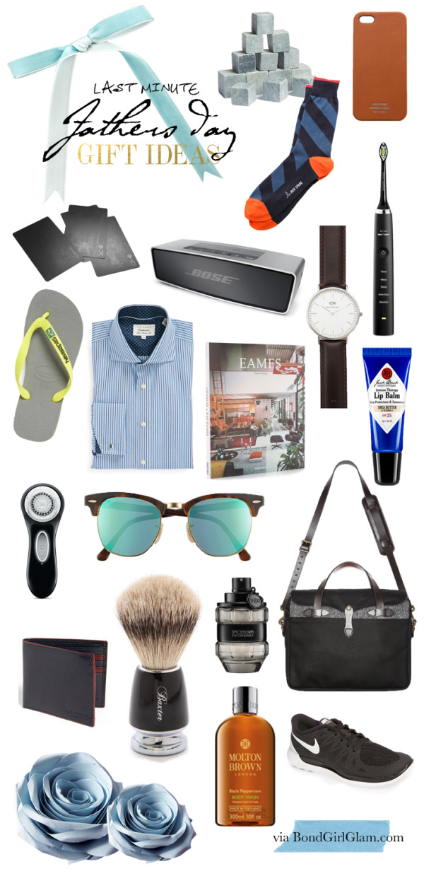 Father's Day Gift Ideas | BondGirlGlam.com