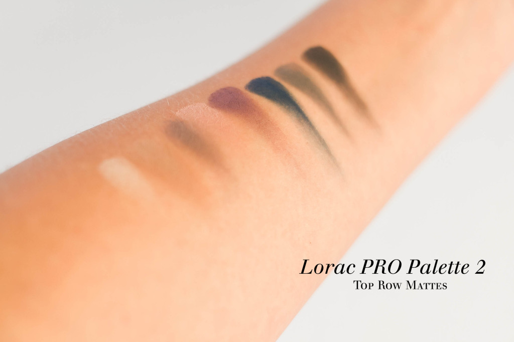 Lorac PRO Palette 2 Review | BondGirlGlam.com