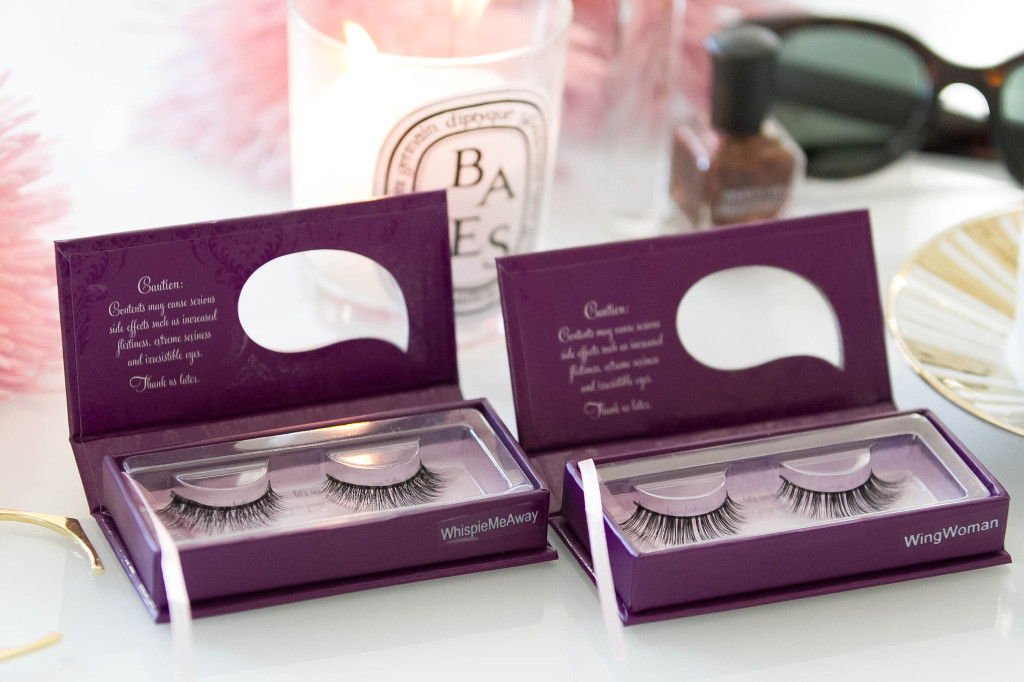 How To // Apply False Eyelashes | BondGirlGlam.com