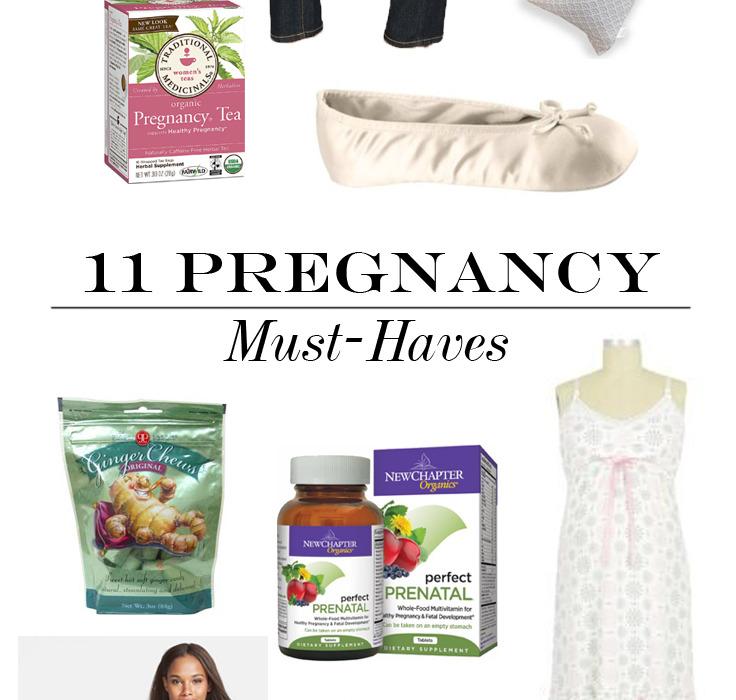 11 Pregnancy Must-Haves | BondGirlGlam.com