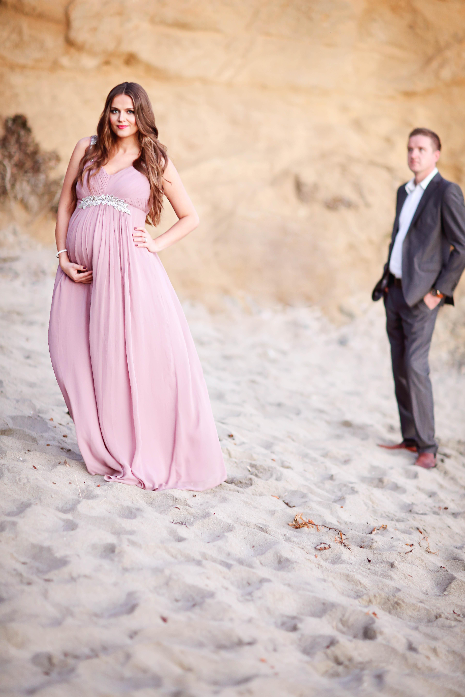 Beach Maternity Shoot With Mr Bond Bondgirlglam Com