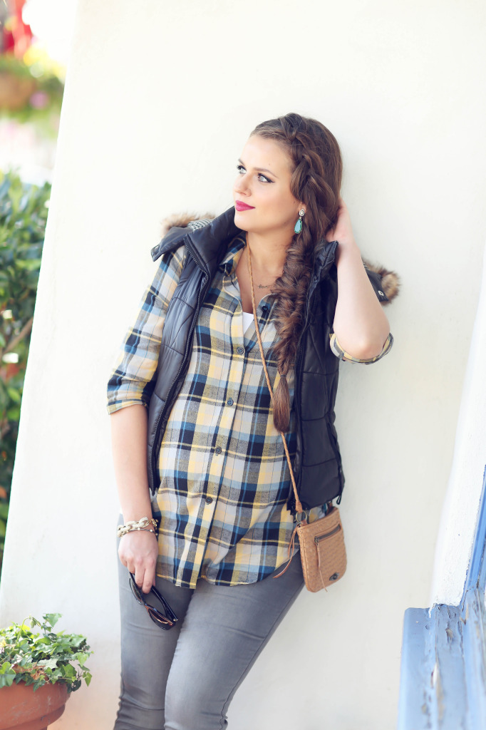 25 Fall Winter Maternity Outfit Ideas