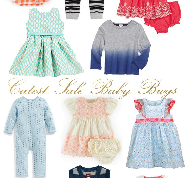 Cutest Sale Baby Buys | BondGirlGlam.com