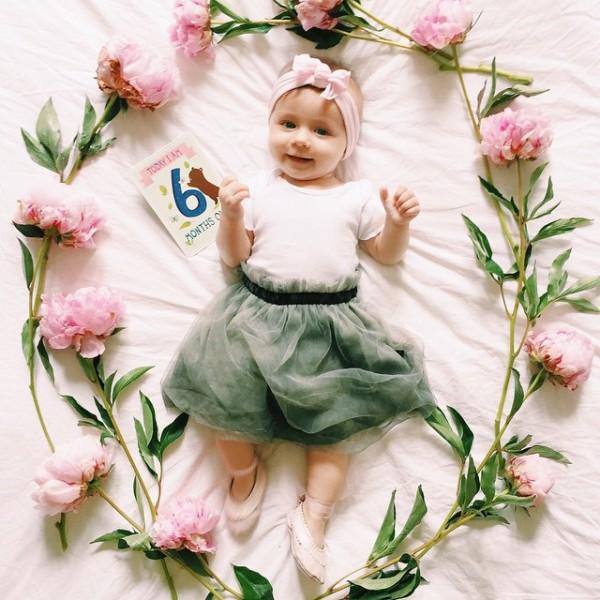 6-Month Baby Update & Favorites   BondGirlGlam.com