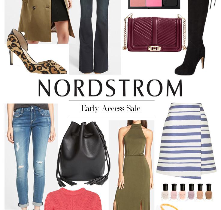 Early Access Picks // Nordstrom Anniversary Sale | BondGirlGlam.com