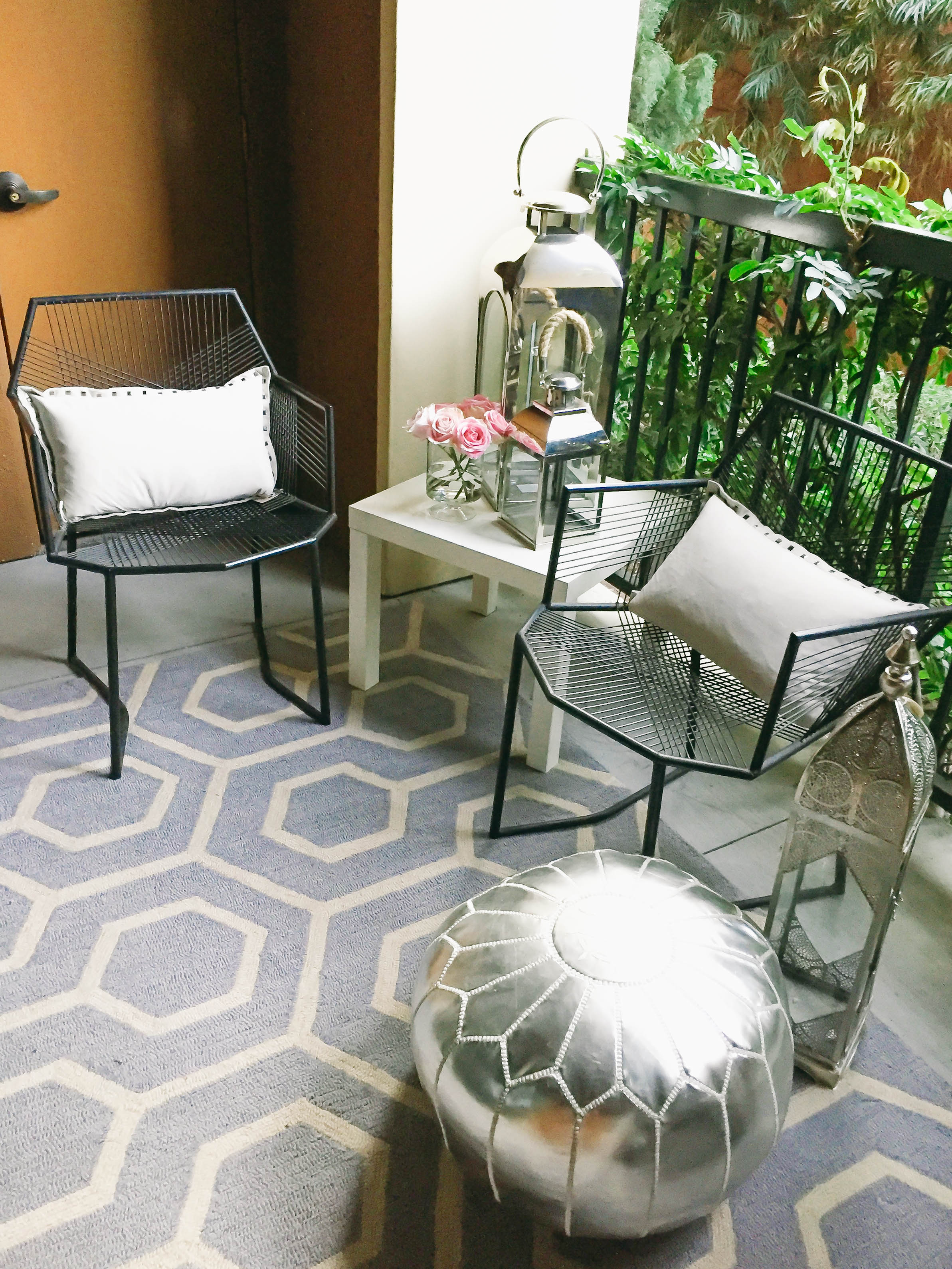 Style At Home Small Space Moroccan Patio D 233 Cor Bondgirlglam Com A Fashion Beauty