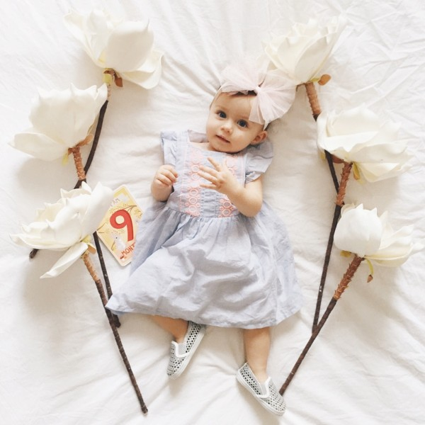 9-Month Baby Update & Favorites   BondGirlGlam.com
