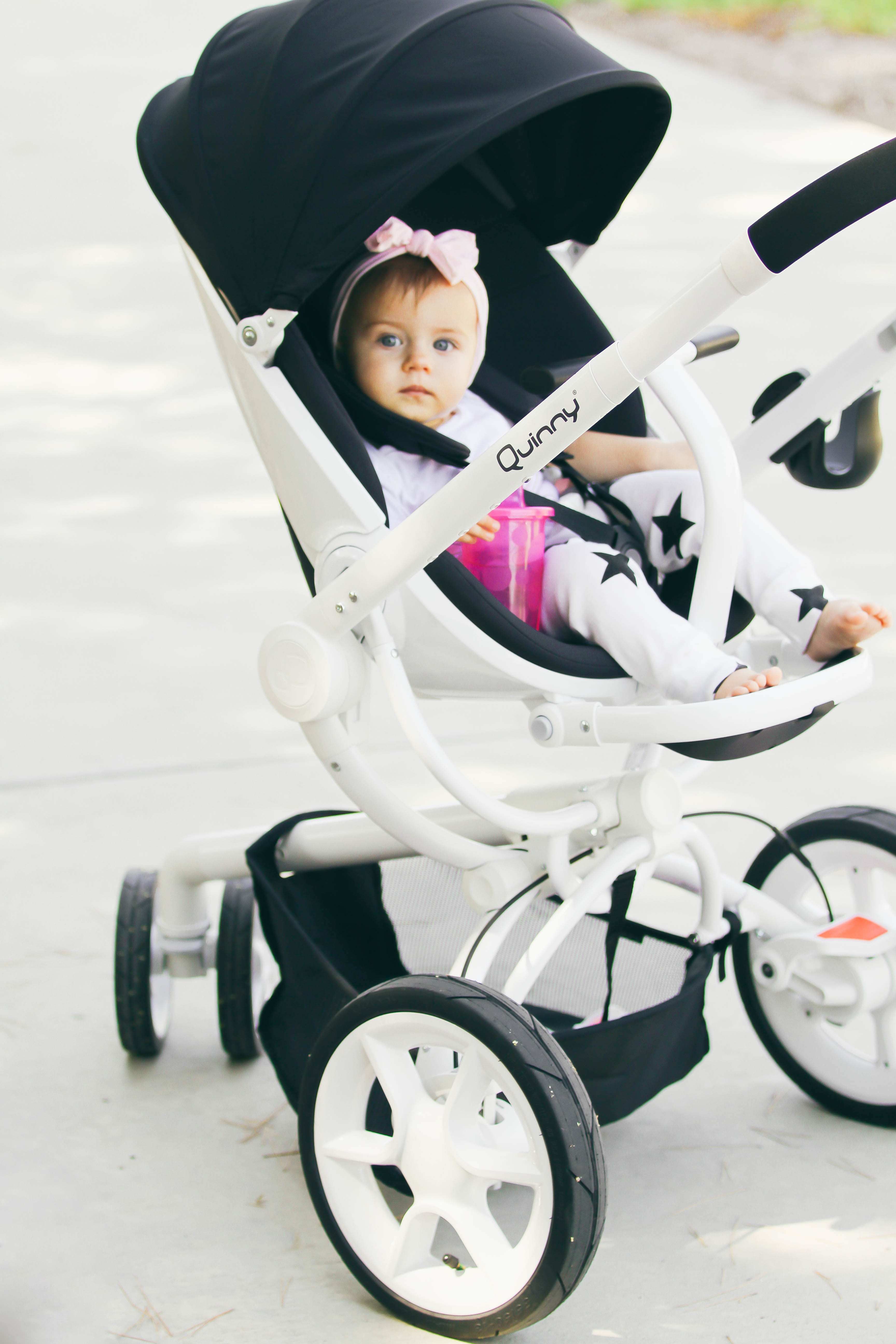 Ootd Mommy Athleisure Amp Quinny Moodd Stroller