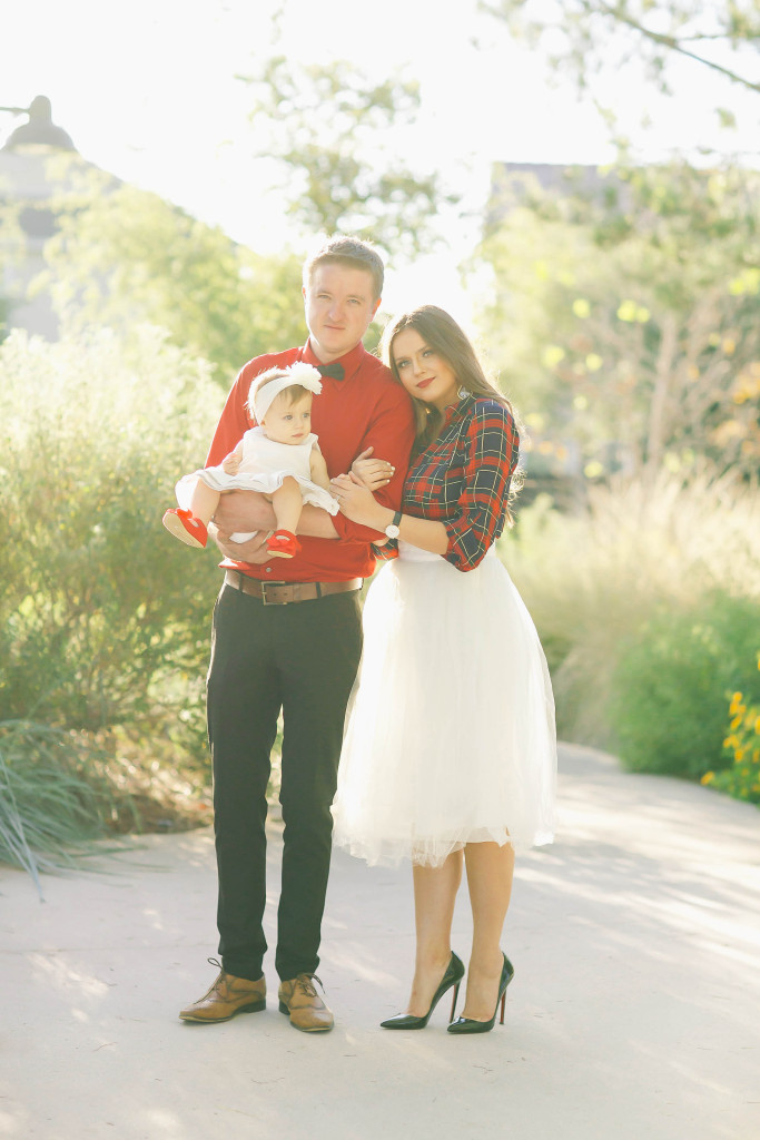 Christmas Card Shoot 2015 | BondGirlGlam.com