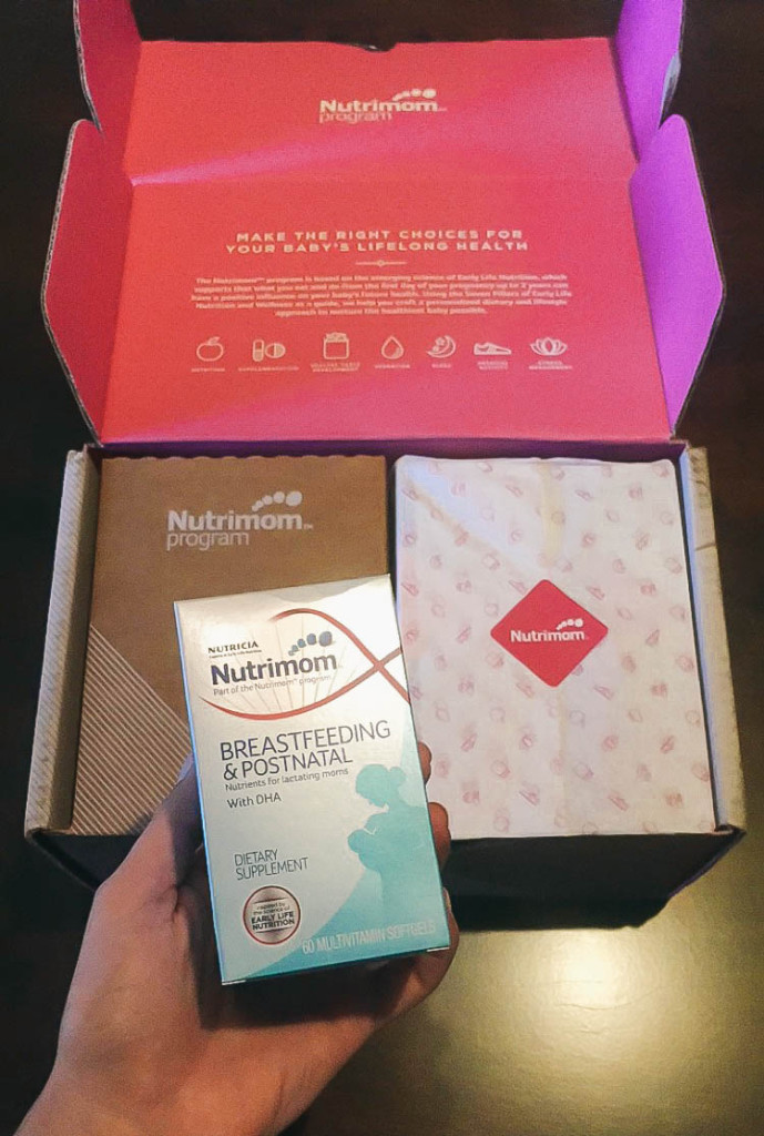 Nutrimom Subscription Box | BondGirlGlam.com