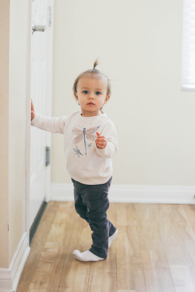 1-Year Baby Update & Favorites | BondGirlGlam.com
