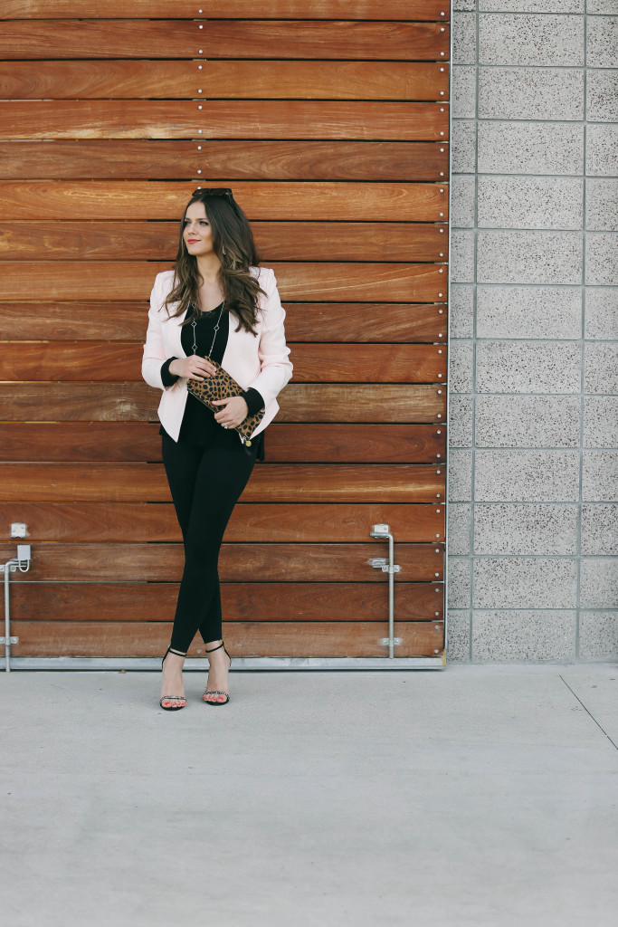 3 Ways to Wear BLANQI Leggings | BondGirlGlam.com