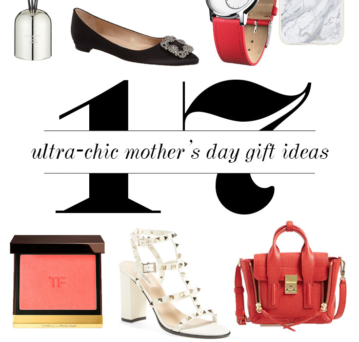 17 Ultra-Chic Mother's Day Gift Ideas