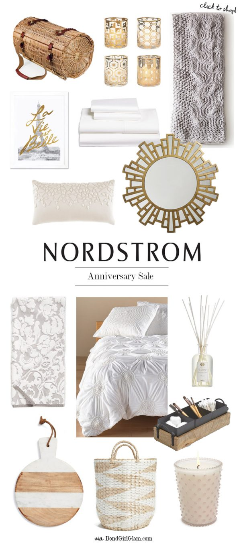 Nordstrom's Best Sale // Home Edition   BondGirlGlam.com