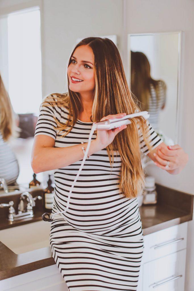 How I Organize My Makeup Vanity | BondGirlGlam.com