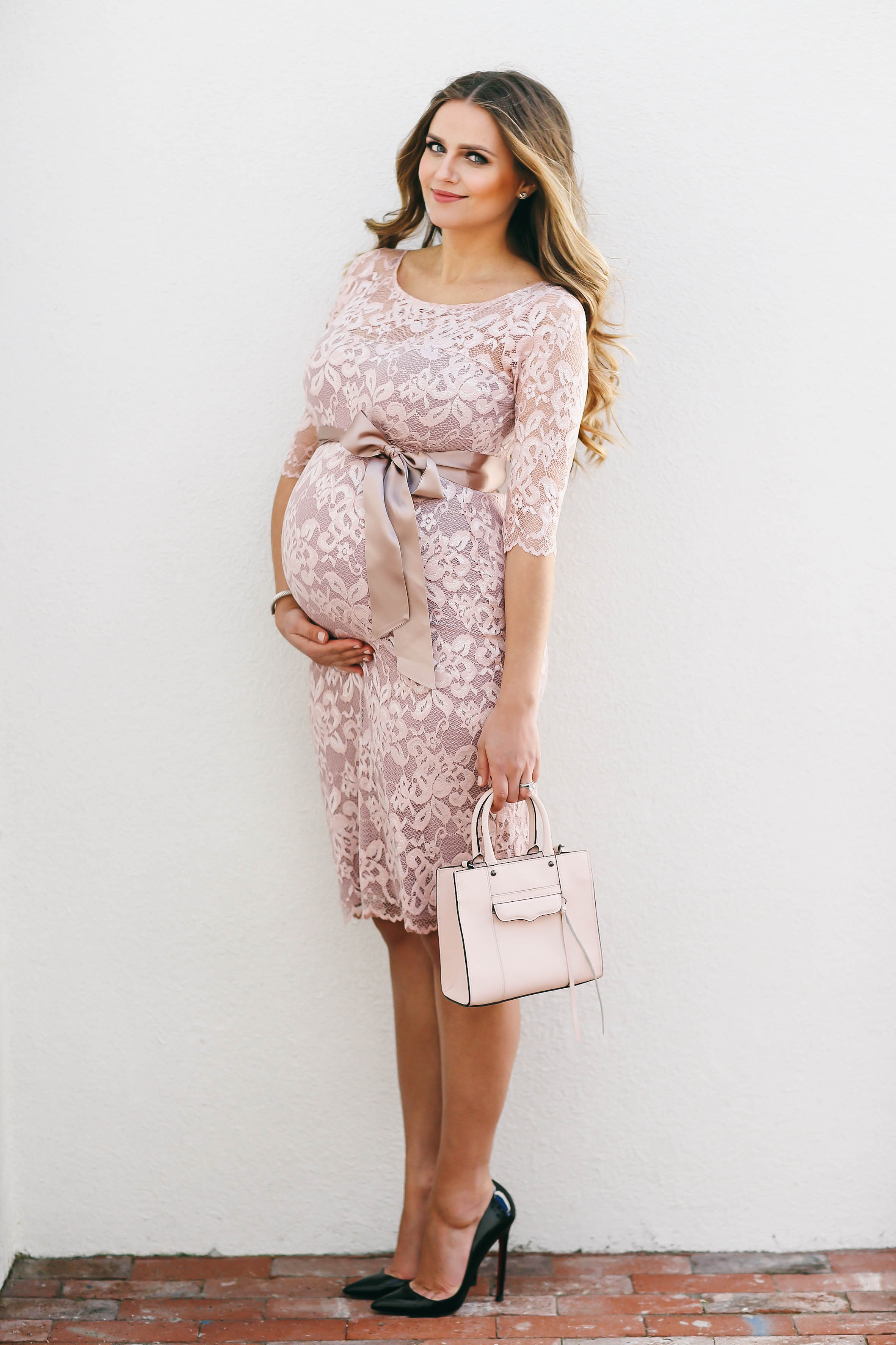Bumpstyle blush pink lace maternity dress bondgirlglam a bumpstyle blush pink lace maternity dress bondgirlglam a fashion baby gear beauty home dcor blogbondgirlglam a fashion baby gear ombrellifo Choice Image