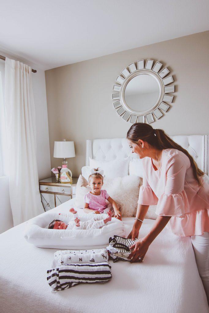 Pre-Washing Baby Clothes   BondGirlGlam.com