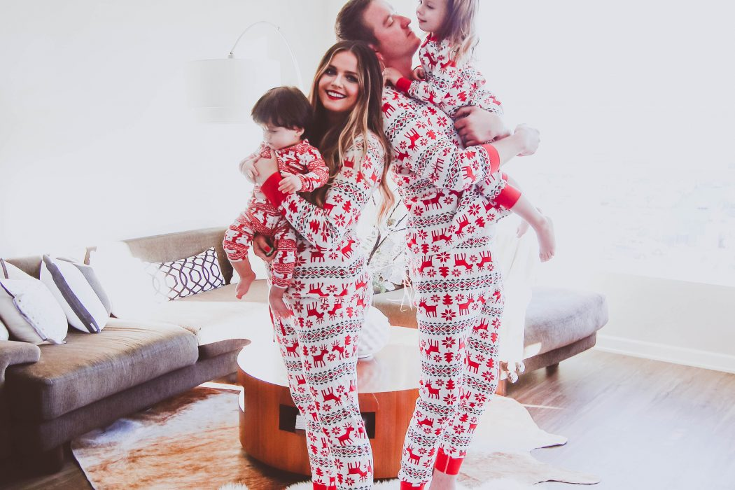 dab70a89f4 The Best Matching Family Christmas Pajamas