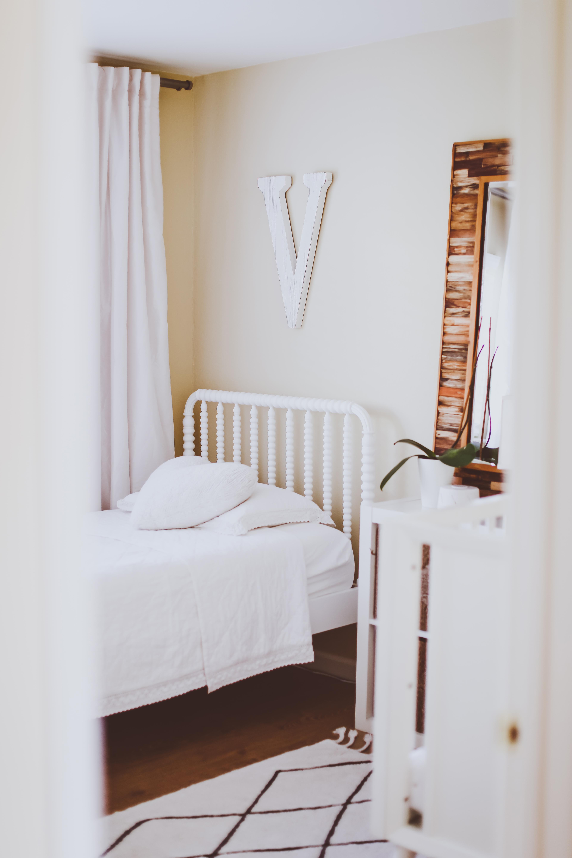 Neutral Shared Boy U0026 Girl Kids Bedroom | BondGirlGlam.com