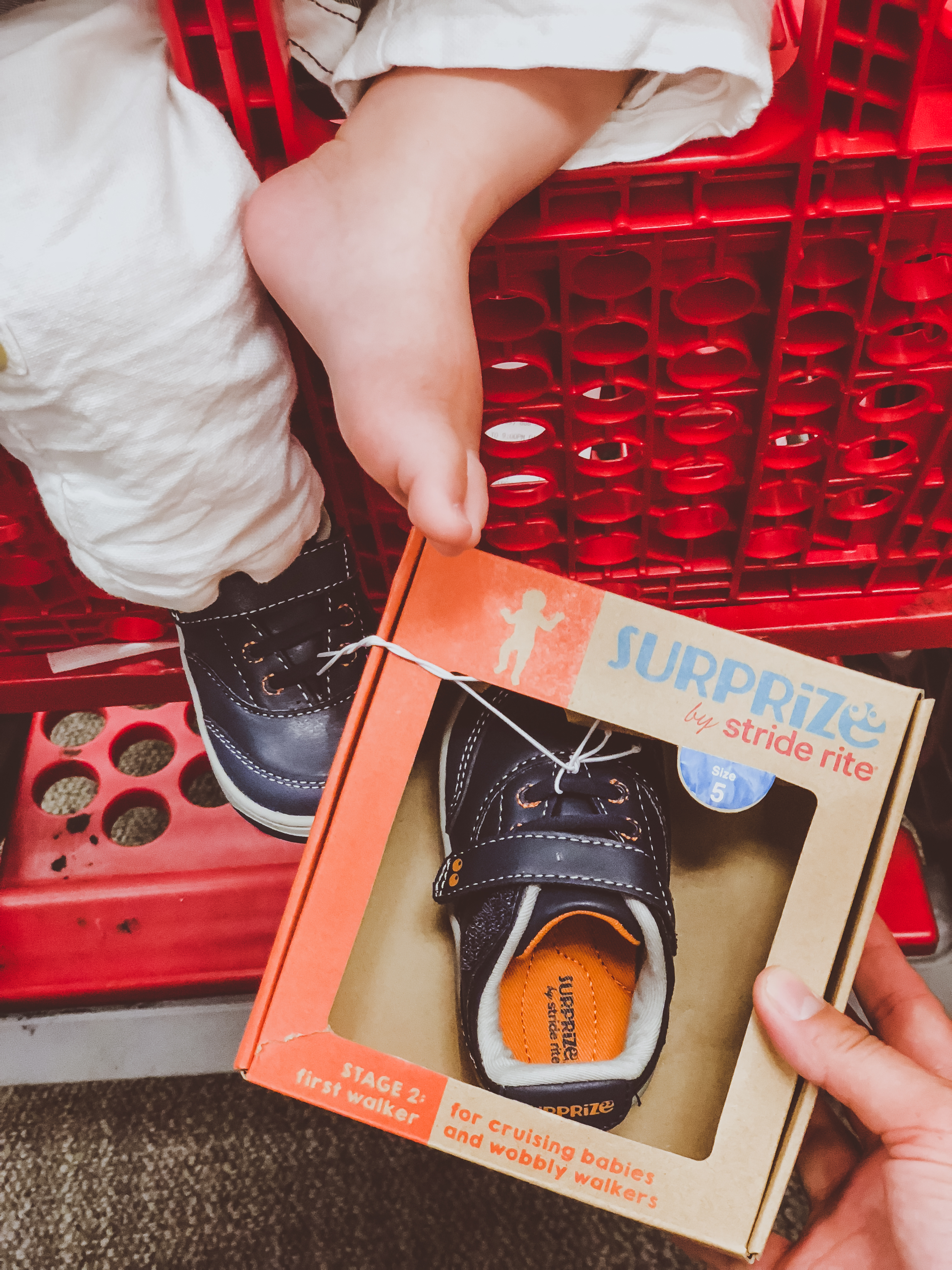 Sebi's Surprize by Stride Rite Shoes from Target | BondGirlGlam.com