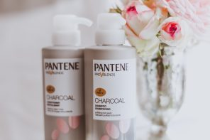 Pantene Charcoal Shampoo & Conditioner Review
