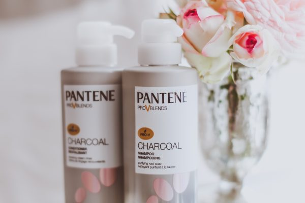 Pantene Charcoal Shampoo & Conditioner Review | BondGirlGlam.com