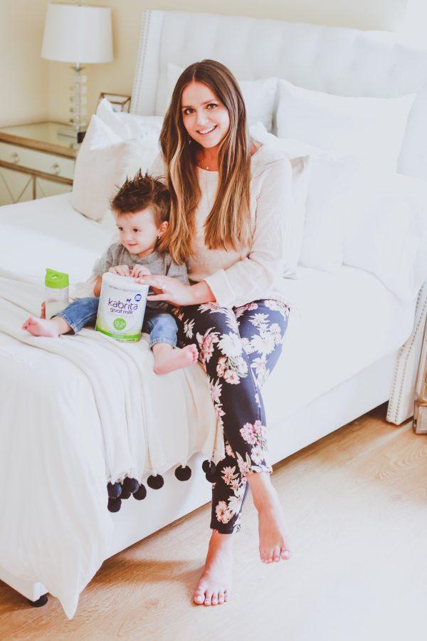 Working Mom Life Update & Weaning Plans | BondGirlGlam.com