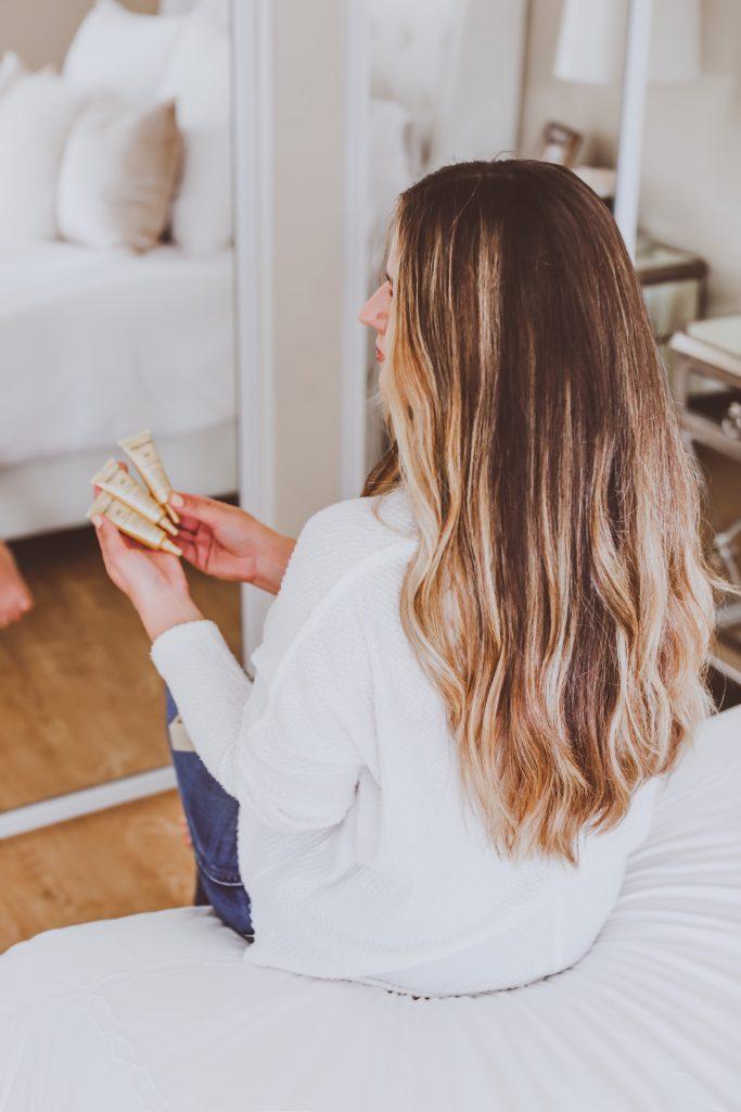 My Self-Care Sunday Routine | BondGirlGlam.com