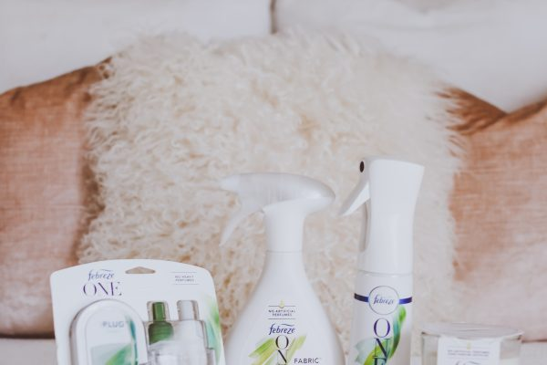 Febreze ONE Review | BondGirlGlam.com
