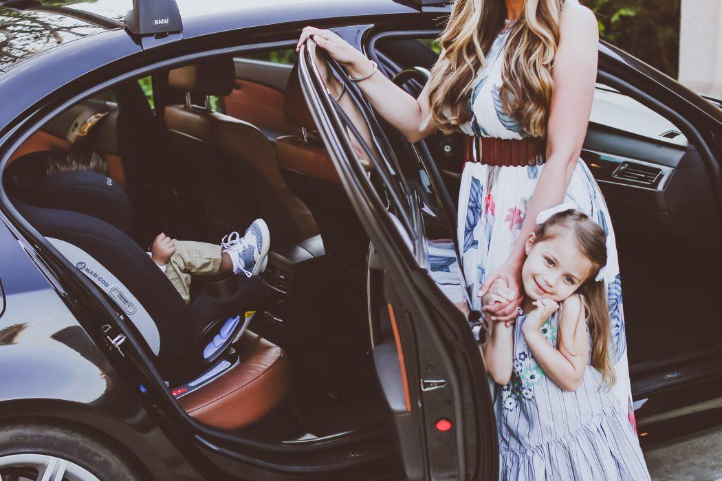 Maxi Cosi Magellan 5-in-1 Convertible Car Seat Review | BondGirlGlam.com