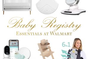 My Baby Registry Essentials